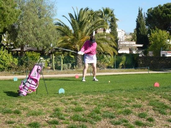 Lesters Golf: Pinahl First Hole