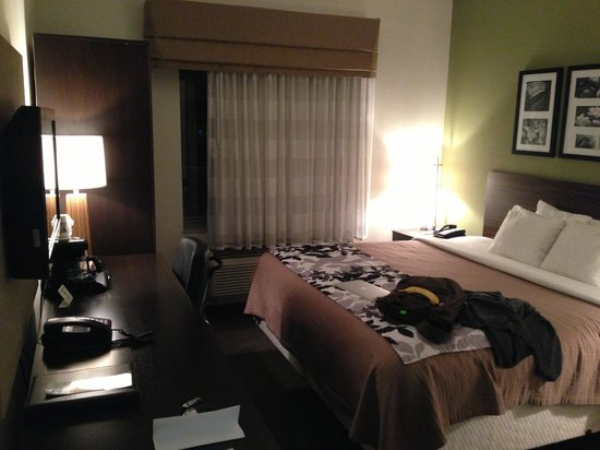 Sleep Inn JFK Airport: Standard room