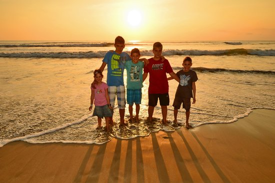 The Zala Villa Bali: Legian beach