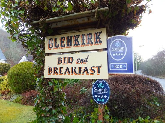Glenkirk Loch Ness B and B: Glenkirk B&B