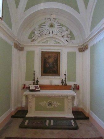 Palazzo delle Signorine: chapel