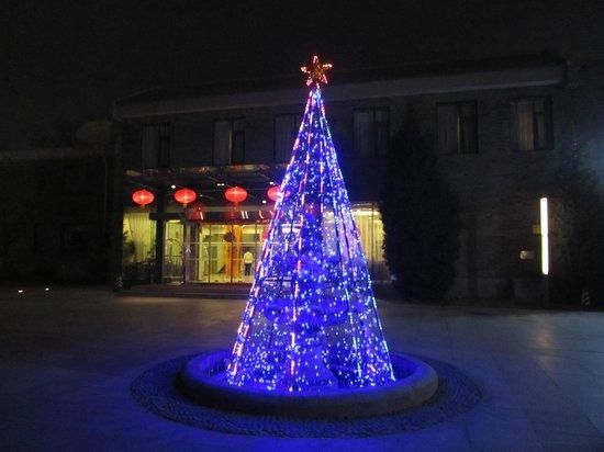Days Inn Forbidden City Beijing: Hotel de Noche