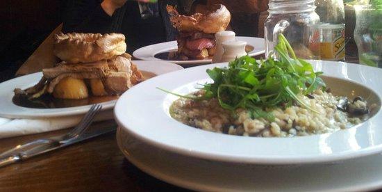 Tudors Restaurant: Roast Beef