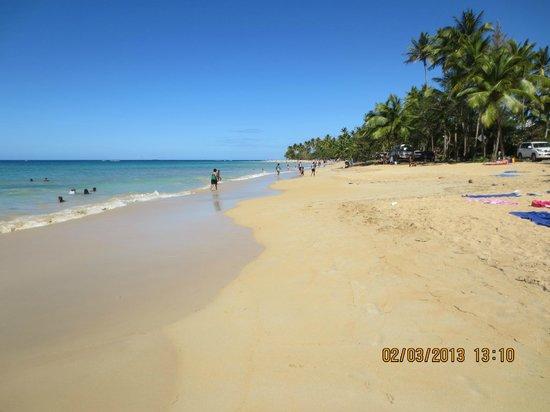 La Dolce Vita Residence : La plage près de la résidence