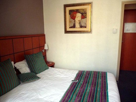 Best Western Hotel Roosevelt: Hotel room on second floor