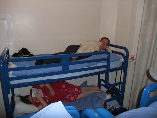 Ashfield Hostel: In the room