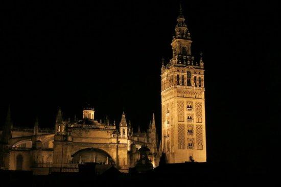 Hotel Casa 1800 Sevilla: vista desde azotea
