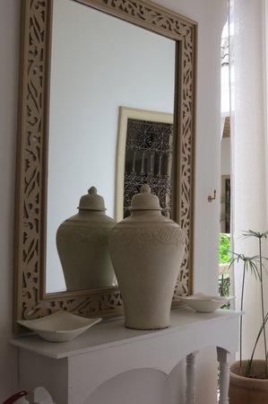 Riad les Orangers d'Alilia Marrakech: La déco du riad