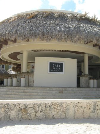 The Reserve at Paradisus Palma Real: gabi beach