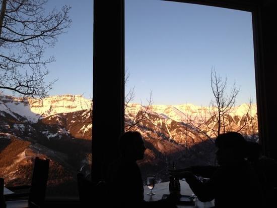 Allred's Restaurant: view