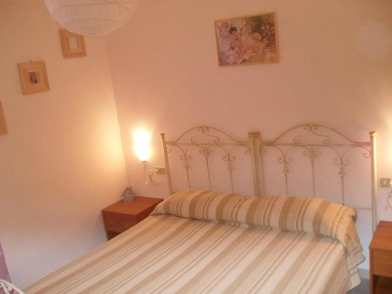 Villa Olimpo B&B : camere da letto