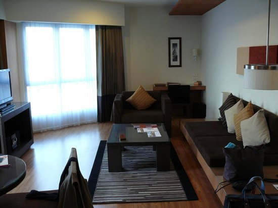 Kantary Hotel, Ayutthaya: Le salon