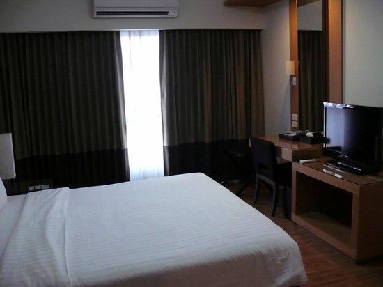 Kantary Hotel, Ayutthaya: La chambre