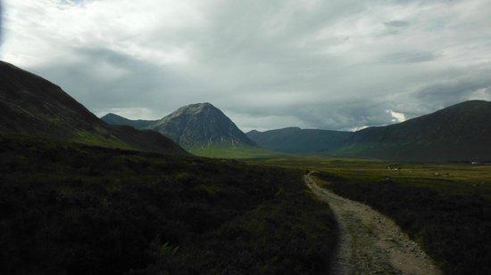 West Highland Way: Glencoe