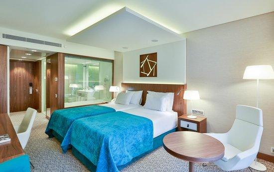 EPIC SANA Lisboa Hotel : Bedroom