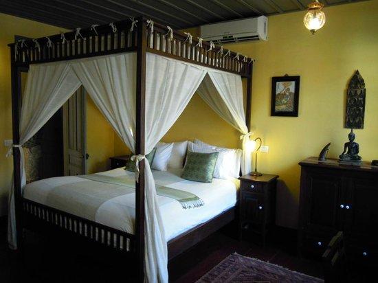Satri House: chambre