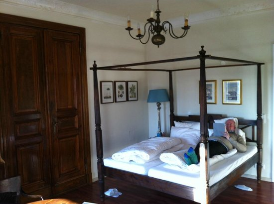 Ackselhaus: picture of our room