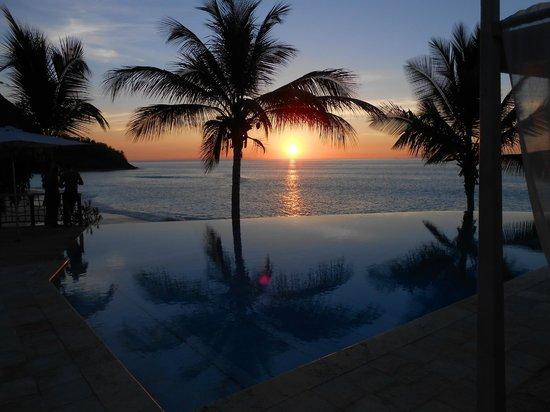 Cocobay Resort: tramonto