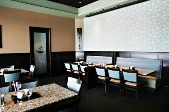Melting Pot-Arlington TX: Private Dining Room