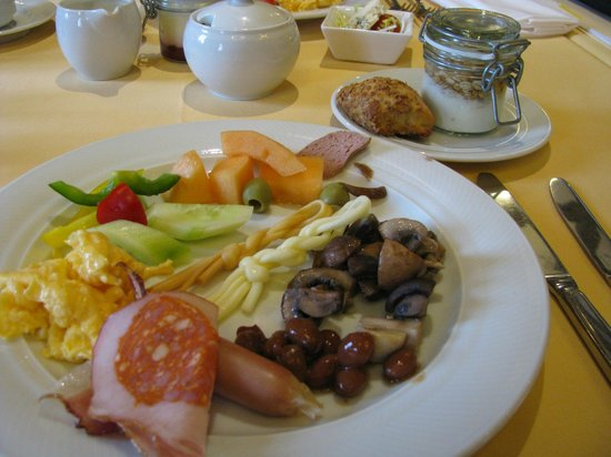 Marrol's Boutique Hotel Bratislava: Fantastic Breakfast Buffet