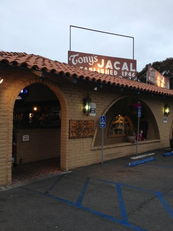 Tony S Jacal Solana Beach Ca