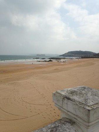 Playa Primera de El Sardinero: :)
