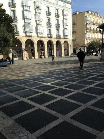 Plaza Pombo: Plaza