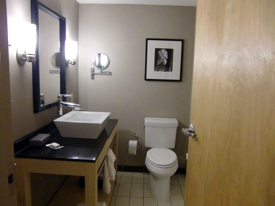 DoubleTree by Hilton Hotel Baton Rouge: Bathroom