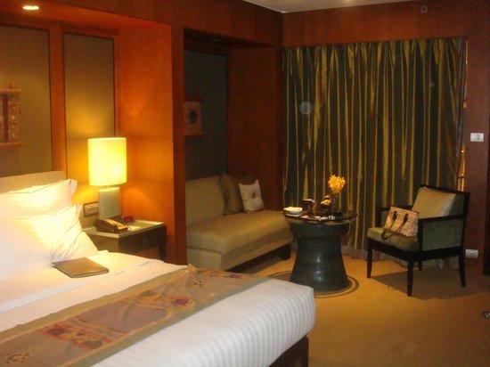 โรงแรมคอนราด กรุงเทพ: room
