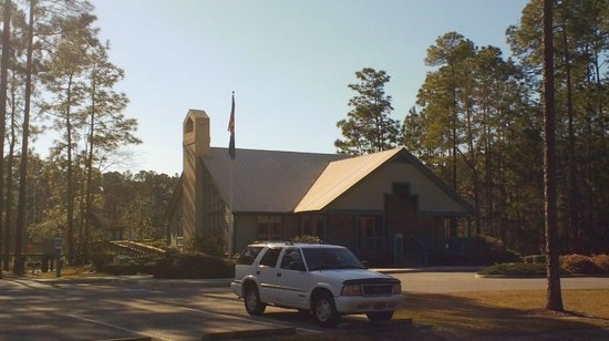 Hardeeville, Carolina del Sur: Visitor's Center