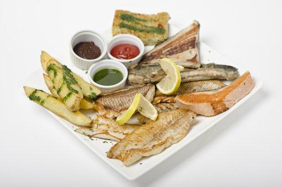 Nemo : Combinación de pescados