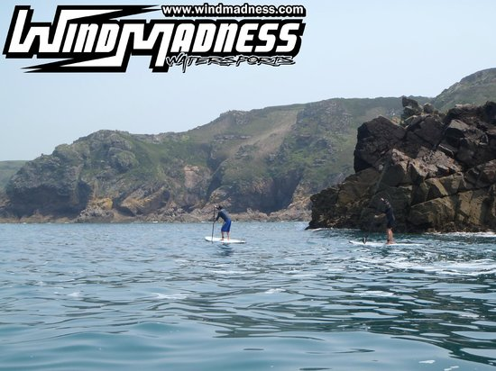 Windmadness Watersports: SUP Tours
