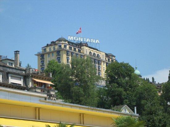 아르 데코 호텔 몬타나 사진