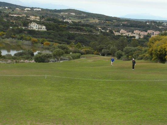 Almenara Golf Club: 9th Los Alcornoques