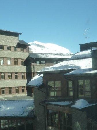 Euroski Mountain Resort : vistas desde la habitación
