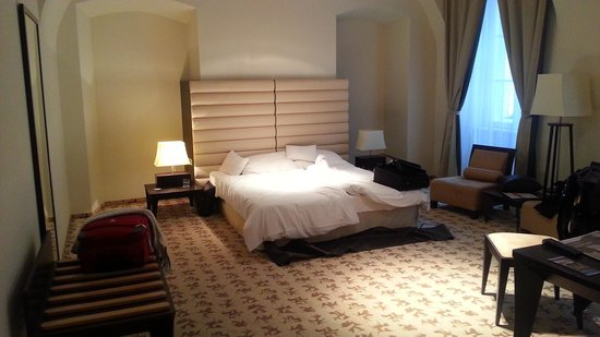 Buda Castle Fashion Hotel: Our Room