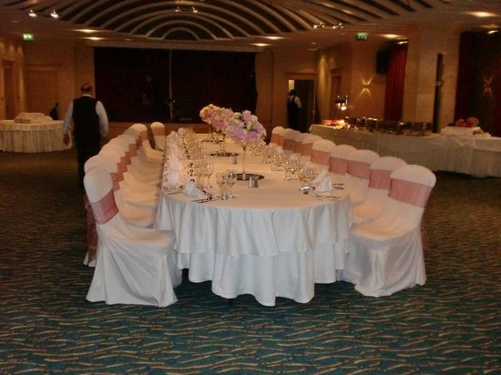 Le Meridien St. Julians: Le Meridien St Julians - Pisces Hall - Wedding