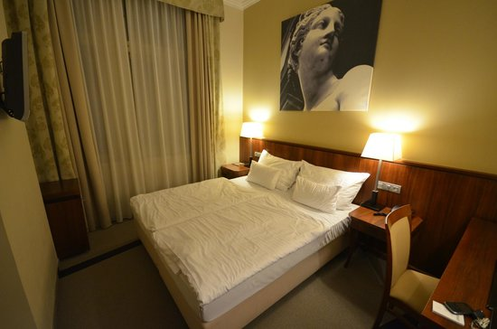 Hotel Sovereign: chambre 214