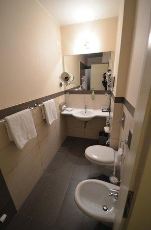 Hotel Sovereign: salle de bain
