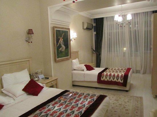 Diva's Hotel: Habitacion