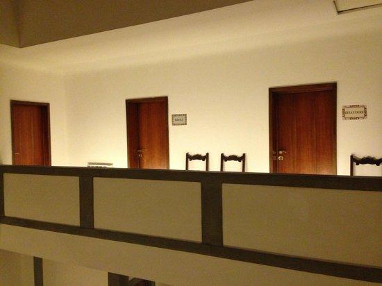 Park Palace Hotel: L'interno