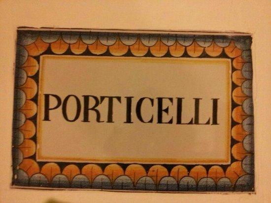 Park Palace Hotel: Il nome di una stanza