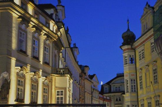 Sheraton Prague Charles Square Hotel: Old city
