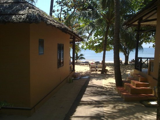 Sea Star Resort Phu Quoc: Bungalow fronte mare