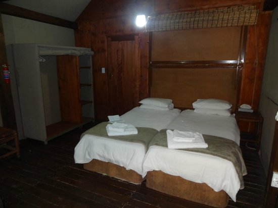 Nkambeni Safari Camp: chambre