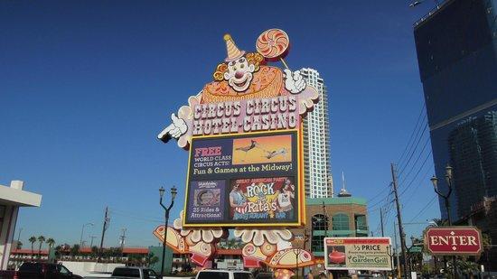 Circus Circus Hotel & Casino Las Vegas: The hotel