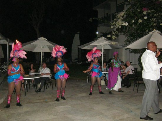 Mango Bay All Inclusive: Exotic Dancers