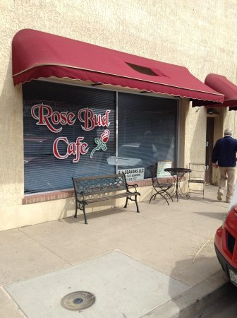 Rose Bud Cafe