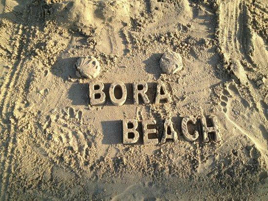 Scuola Windsurfing Bora Beach : Bora Beach