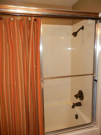 Crestview Condominiums: suite bathroom